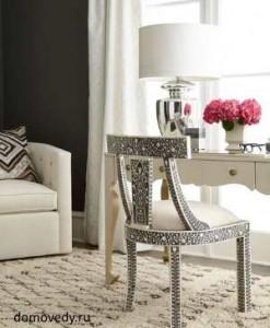 мебель из слоновой кости