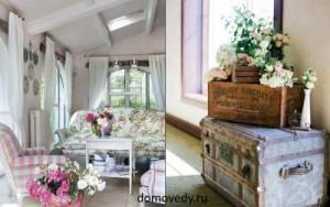 Стиль прованс в дизайне квартир