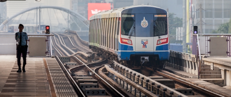 надземное метро в омске