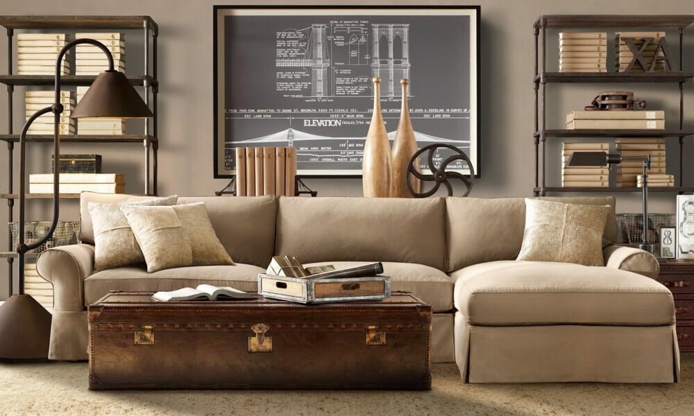 Мебель в стиле Стимпанк