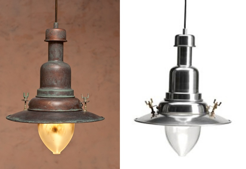 Стимпанк светильники - это люстры и лампы в викторианском стиле – старинные и металлические