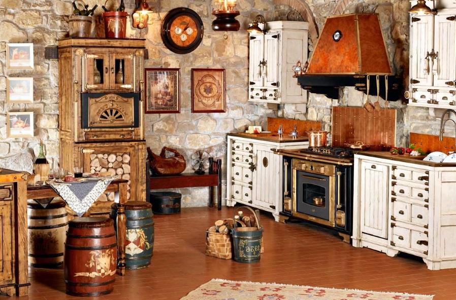 Кухня Стимпанк (Steampunk) - Будущее из Прошлого