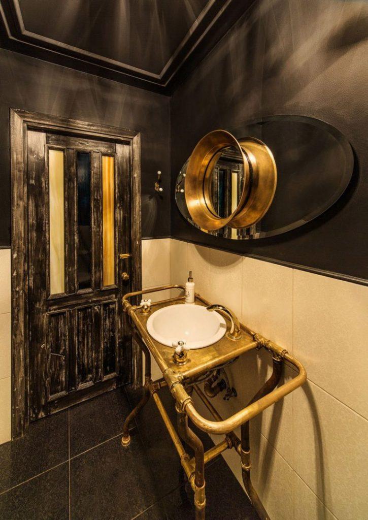 туалетный столик стимпанк