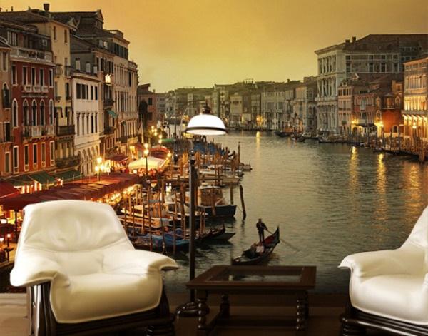 3д обои венеция