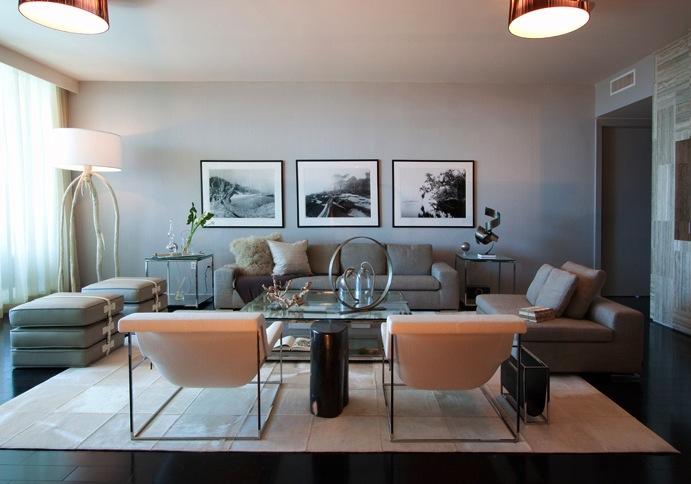 Стиль контемпорари в квартире
