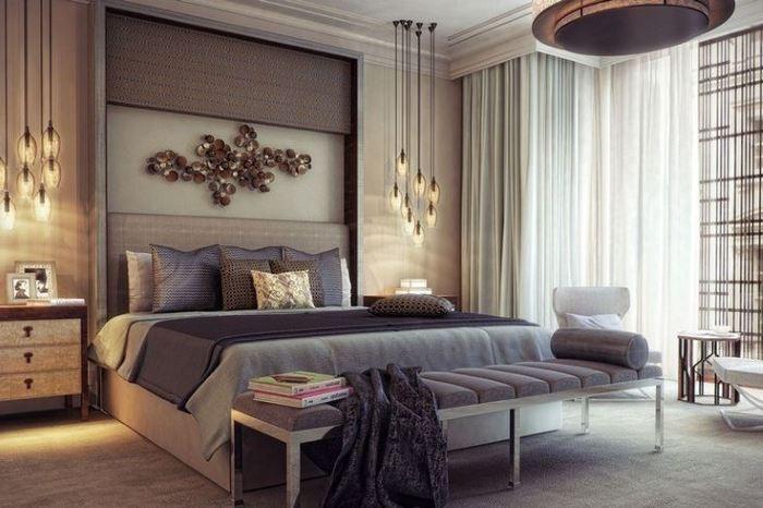 кровать в голливудском стиле фото