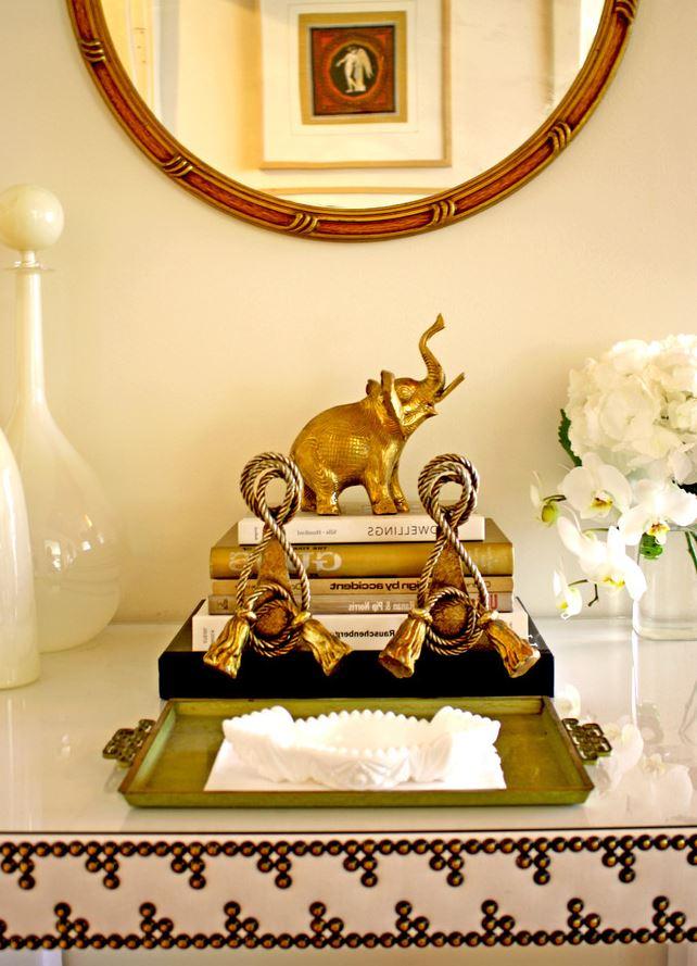золотой слон фото